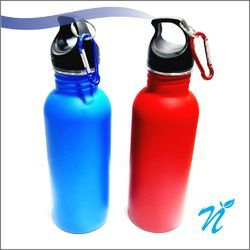 600 ml Matt Metal Bottle