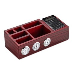World Time Clock with Calculator