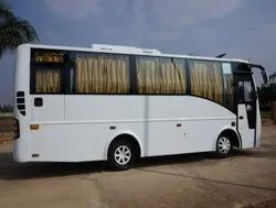 AC Seater Bus Tour Service, Bangalore, Seating Capacity: 25