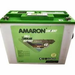 Amaron Current Tall Tubular Battery, Capacity - 150 Ah, Model Name/Number: CR150TT