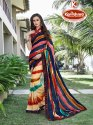Printed Weightless Saree - Calista