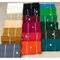 Cotton Slub Dyed Fabric (20 X 20), Gsm: 150-200