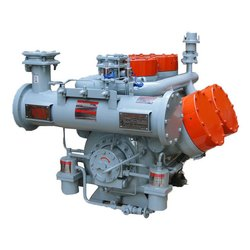 Head Cooled Ammonia Refrigeration Compressor