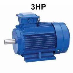 3 HP Laxmi 3HP Single Phase Induction Motors, 230 V