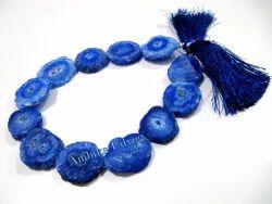 Solar Quartz Druzy Beads