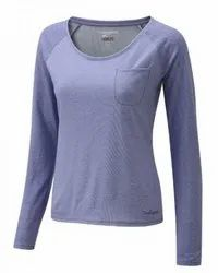 Craghoppers Womens NosiLife Base Long Sleeve Tee (Insect Repellent)