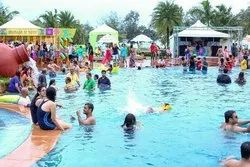 Pool Party, Location: All-Over India