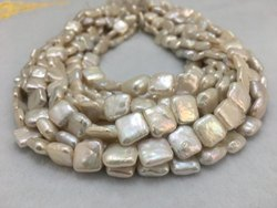 Square Freshwater Pearl
