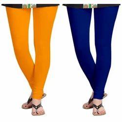 Orange Ladies Legging