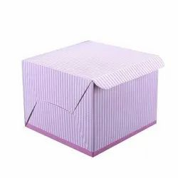 Paper Pastry Packaging Box