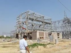 Civil Engineering Services for Gas Insulated Substations