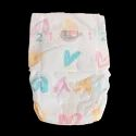 Cute Seal - Canadian Premium Baby Diapers - Small - 62 Pcs (Velcro Type)