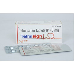 Telmisign Tablets