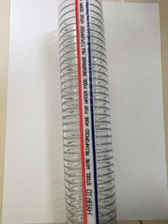 Hybrid Agriculture Steel Wire PVC Hose, For Water