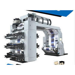 High Quality Flexographic Printing Machine