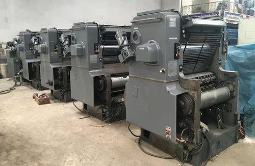 Used Heidelberg Offset Printing Machine - Heidelberg SM 72 F L