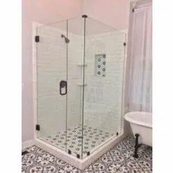 Hinged Shower Glass Door
