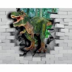 3d Dinosaur Wallpaper