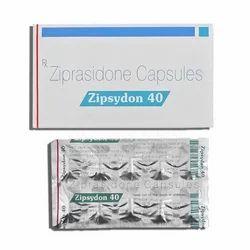 Zipsydone 40 Capsules