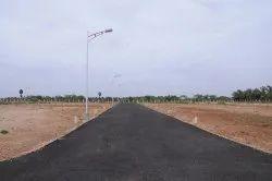 Waste Plastic Tar Road Contractors Work