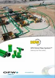 HDPE Petrol Piping System