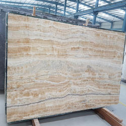 Rms Stonex Onyx Marble, Dimensions - 86x58 inches
