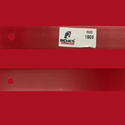 Pvc Richies Red Edge Band Tape, Packaging Type: Carton