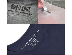 T-Shirts Heat Transfer Labels