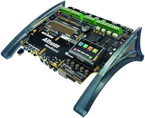 Altium Nano Boards 3000, Nanoboard3000, GSAS Micro Systems