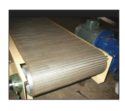 Stainless Steel Wire Mesh Conveyor