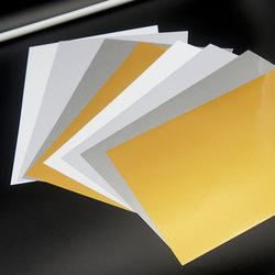 PVC Gold Inkjet Sheet