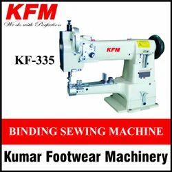 Kfm Binding Sewing Machine, Automatic Grade: Semi-Automatic