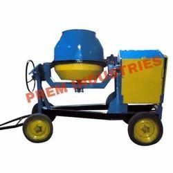 Concrete Mixers Machine With Diesel Engine