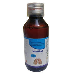 Mistikof Dry Cough Syrup