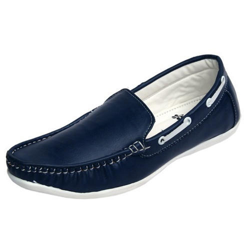 Molessi Blue Loafer Shoes