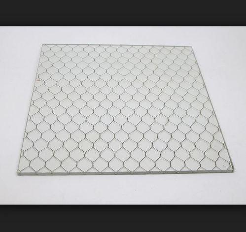 Wire Glass, Decorative Glass - Sunlight Glass Work, Mumbai | ID ...