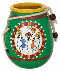 RURALSHADES Terracotta Traditional Warli Pen Stand