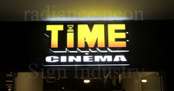Cinema LED Sign Board
