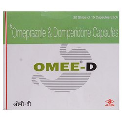 Omeprazole And Domperidone Capsule