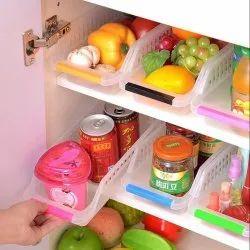Refrigerator Plastic Storage Fridge Racks Tray Selves Shelf