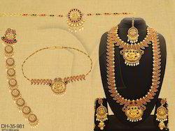 Kemp Jewellery Dulhan Set