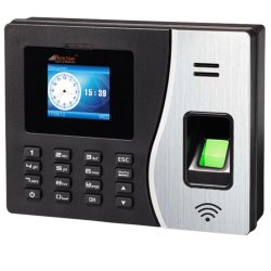 Realtime RS-20 Biometric Attendance Machine with Built-In Wi-Fi