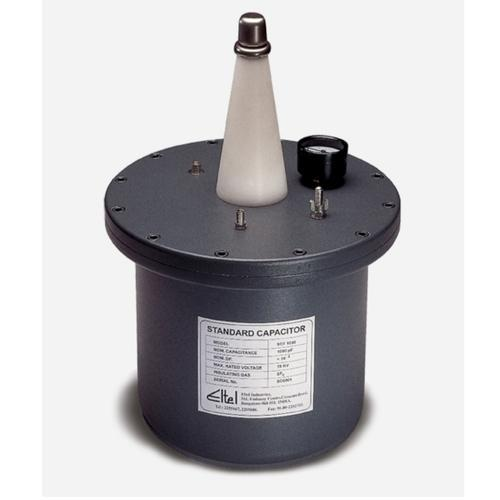 Eltel SC15100 Standard Capacitor, Weight: Approx 12 Kg,   ID: 19094737588