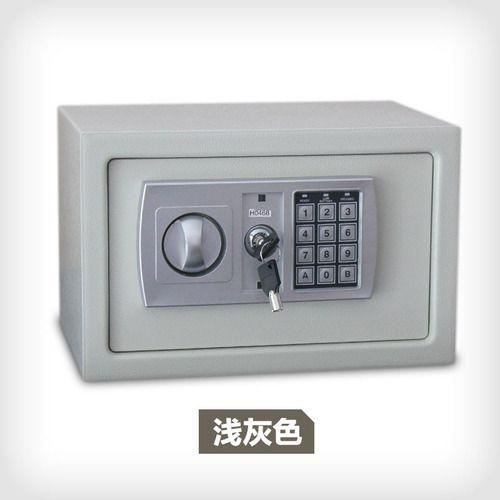 Grey Elegant Certified Electronic Safe
