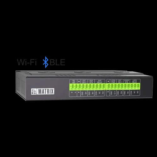 Multi Door Controller with PoE , Wi-Fi and Bluetooth