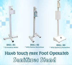 Sanitizer Stand DSS 01