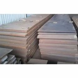 MS Rectangular Plate, Thickness: 8-12 mm, Size: 6 X 1.5 feet