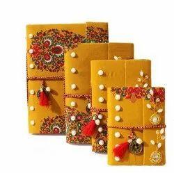 Cotton Handmade Paper Diaries