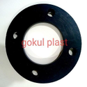 Gokul Hdpe Pipe Bore Flange, Size: 15mm To 400 Mm, Size/dimension: 15mm To 630mm