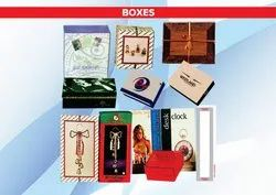 Printed Card Board Boxes